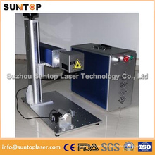Metal Fiber Laser Marking Machine for Jewelry/Earrings Laser Marking Machine