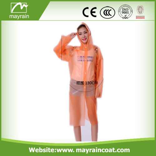 PE Raincoat for Kids