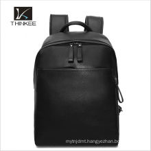 Fashion design top grade crocodile leather backpack