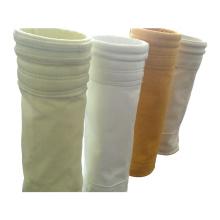 Nomex bolsas colectoras de polvo con membrana ptfe