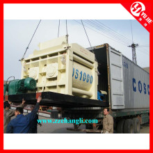 Js1000 (1m3) Mezclador de hormigón de doble eje