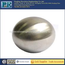 Personalizada de grado superior cnc machining bola de tungsteno