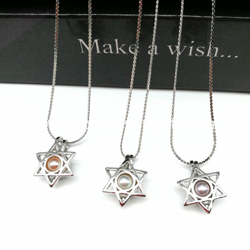 Girls Charm Necklace Jewelry