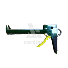 "The Newest Type 9"" Skeleton Caulking Gun, Silicone Gun Silicone Applicator Gun Silicone Sealant Gun (SJIE3010C)"