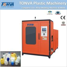Single Station Oil Pump Bottle Plastic Blow Molding Machine