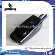 Fuente de alimentación de alta calidad de la fuente de alimentación de la ametralladora del tatuaje de la fábrica LCD