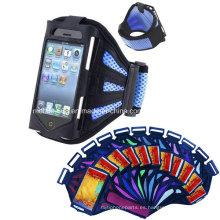 Funda universal de malla con brazalete para correr para Samsung / iPhone / Sony