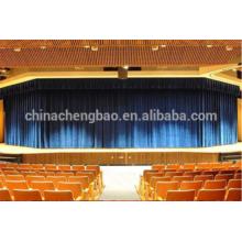 Neueste Design verwendet Samt Bühnenvorhänge zum Verkauf