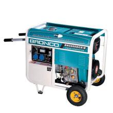 Öffnen Sie Art einzelner Dieselgenerator 2kw 3kw 5kw