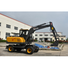 Kapasiti Bucket 0.28M3 7t Excavator For Sale