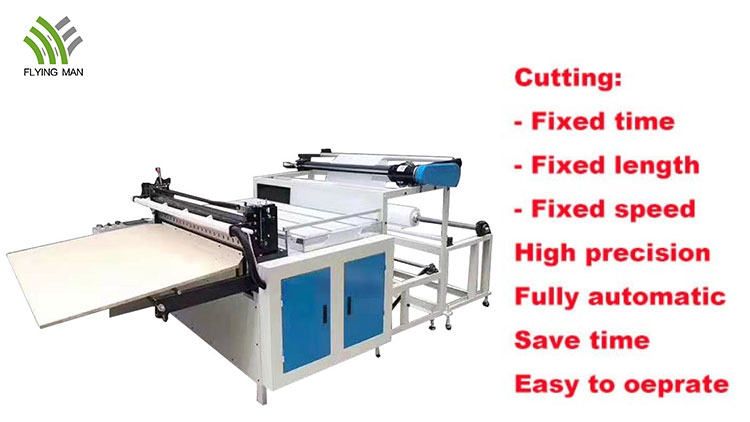 Automatic Film Cutting Machine