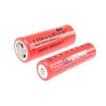 Batterie 18650 et 26650