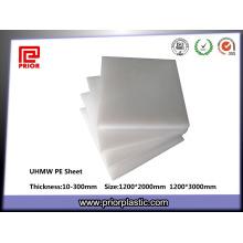 Chemisch beständiges Polyethylen UHMWPE Blatt