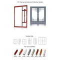 Feelingtop Thermal Break Casement Aluminium Window (FT-W55)