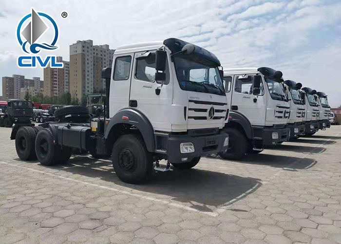 Beiben 6x4 Tractor Truck 1