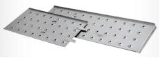 Steel platform