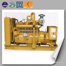 Grupo electrógeno de gas natural licuado / generador de gas natural con generador silencioso en venta