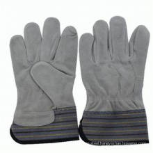"10.5 ""Cow Split Leather Gloves"