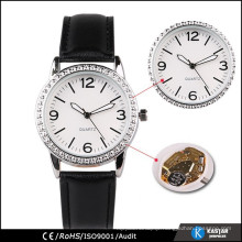 brand watch factory BSCI stainless steel back watch fashion
