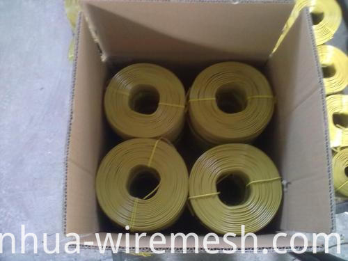 1.3MM diameter round shape Small coil tie wire (3)