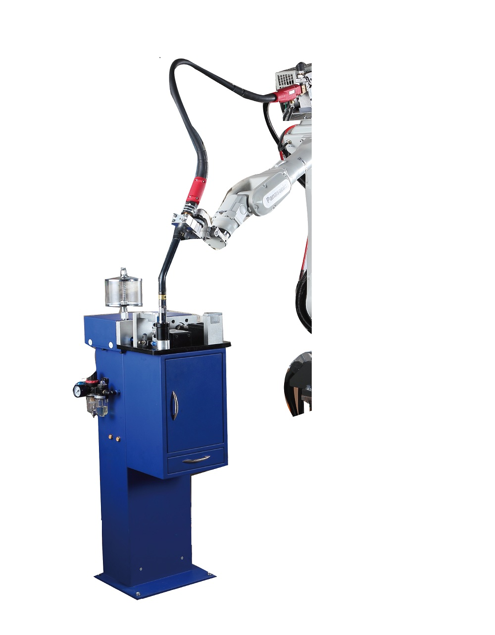 Automatic Cleaning Machine For Welding Gun