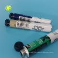 Tubos de aluminio tubos desechables de tubos de pegamento de tubos de pintura