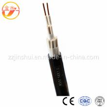 PVC / XLPE / PE / cobre / ignífugo / resistencia al fuego / cable de control