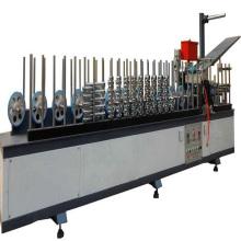 Machine en bois composite de panneau de porte de PVC