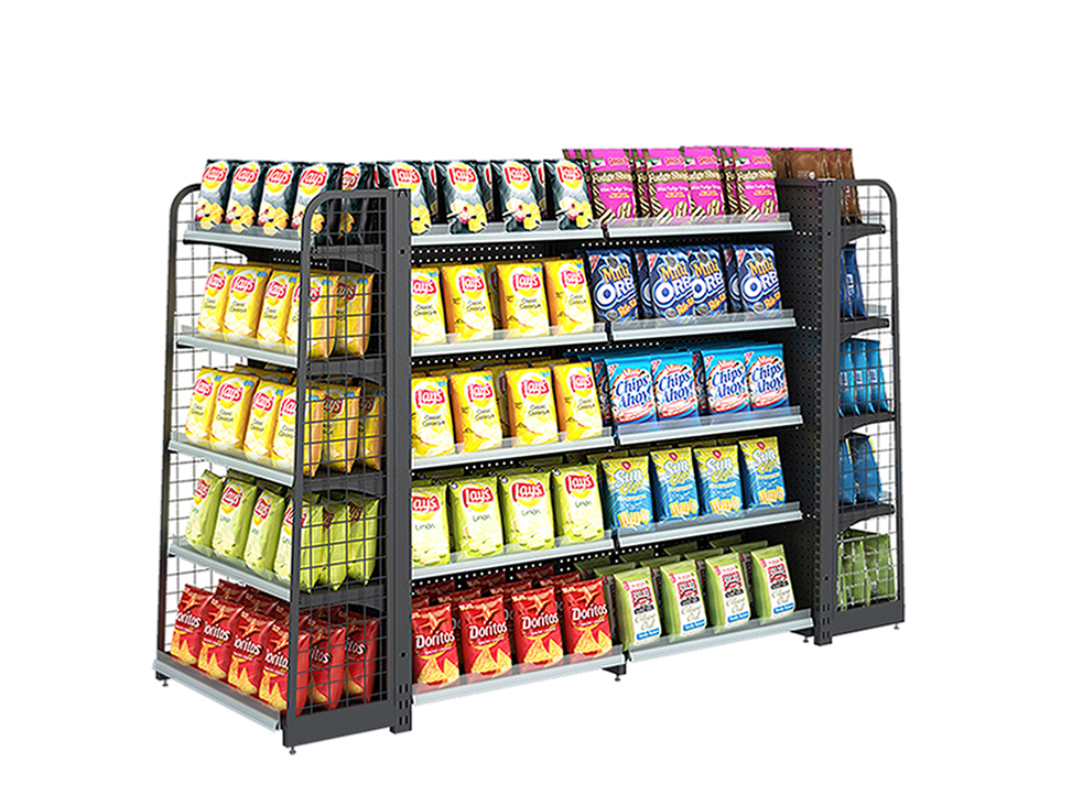 Supermarket Shelf For Shelf