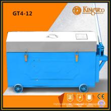 4-12mm kleine hydraulische Drahtricht- und Schneidemaschine