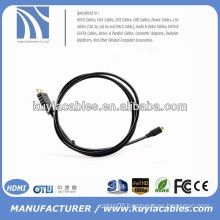 high quality 1.4V HDMI to HDMI Cable 5ft 1.5M 1080P HD TV Video Out Cable