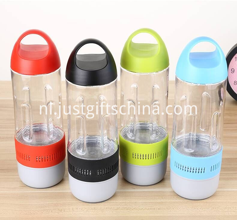 Promotional Water Bottle Bluetooth Speaker1