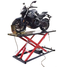 TFAUTENF motorcycle ramps for sale/hydraulic motorcycle table lift