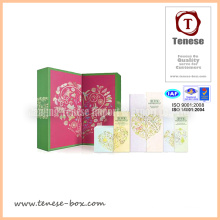 High End Custom Paper Folding Packaging Gift Box