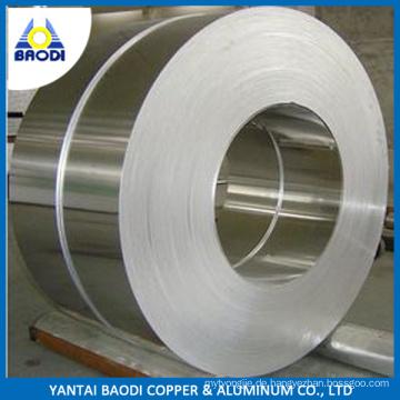 1050 5052 6061 Mühle Fertig Warm / Kaltwalzen Aluminium / Aluminiumlegierung Spule