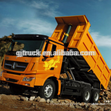 North Benz 6*4 heavy duty truck/Heavy duty dump truck/ heavy duty tipper truck/ heavy duty transportation truck/ mine dump truck