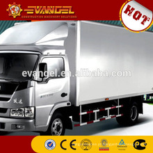 Caminhões pequenos da carga do tipo de IVECO do caminhão 4x4 mini para a venda dimensões do caminhão da carga de 10t mini