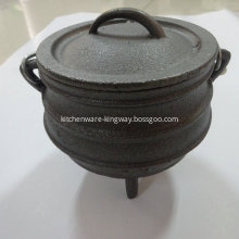 Cast Iron Projie Pot for Camping Cooking