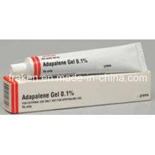 GMP Certified Adapalene Gel