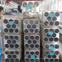1050 1060 1070 1100 Tubo de Alumínio Extrudido para Eletricidade