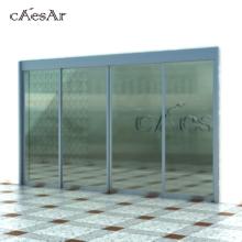 Puertas automáticas aeroportuarias del mercado americano.
