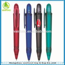 Новый дизайн, реклама шариковой ручкой пластиковые канцелярские оптом