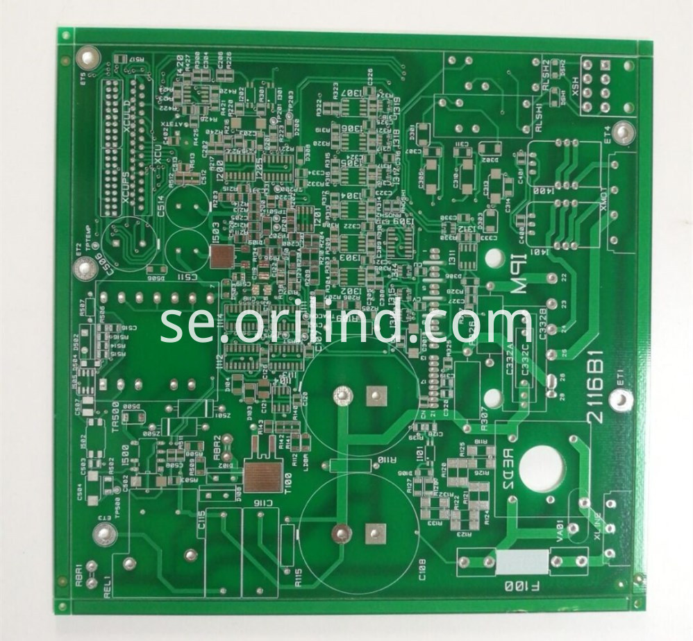 Double-side Circuit Board