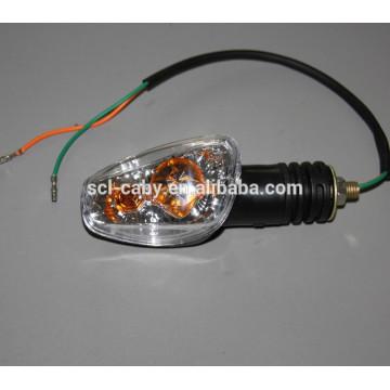 SCL-2012110456 HAOJIN pièces de moto led voyants avec fil