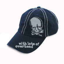 Heavy Thread Washed Cap with Logo Customized