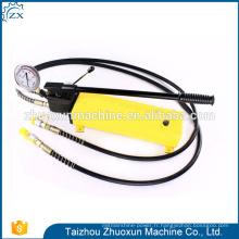 Cylindre de pompe à main hydraulique portatif de vente chaude de la Chine