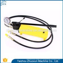 Cilindro hidráulico portátil da bomba da mão da venda quente China