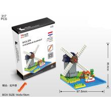 Игрушка конструктора игрушки конструкции детей (H03120109)