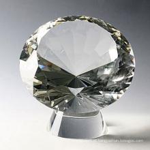 Diamante de cristal para decoração do hotel