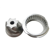 Custom precision casting and machining stainless steel coffee parts